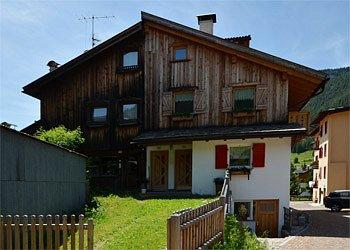Appartamento a San Giovanni di Fassa - Pozza - Esterne - ID foto 1839