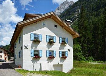 Wohnung - Penia di Canazei - Außenansicht - Photo ID 1840