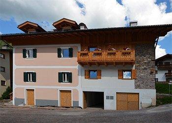 Appartamento a Soraga - Estate - ID foto 1842