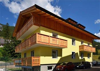 Wohnung - San Giovanni di Fassa - Pozza - Außenansicht - Photo ID 1843