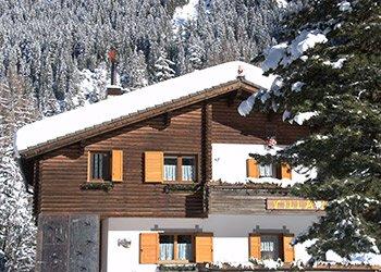 Wohnung - Alba di Canazei - Außenansicht Winter - Photo ID 1850