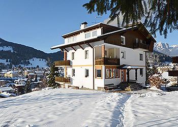 Ferienwohnungen Moena: Villa Montana - Nadia Chiocchetti