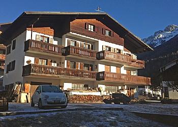 Apartment in Moena - Winter - Photo ID 1931