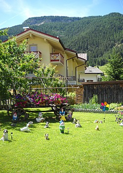 Residences in San Giovanni di Fassa - Pozza - Summer - Photo ID 1995