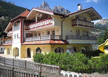 Residence a San Giovanni di Fassa - Pozza - Estate - ID foto 1996