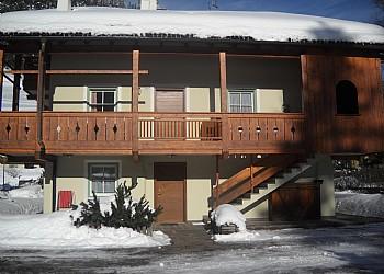 Residence - San Giovanni di Fassa - Pozza - Außenansicht Winter - Photo ID 2011