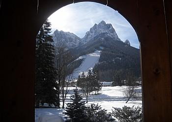 Residence - San Giovanni di Fassa - Pozza - Außenansicht Winter - Photo ID 2012