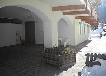 Residence - San Giovanni di Fassa - Pozza - Außenansicht Winter - Photo ID 2013