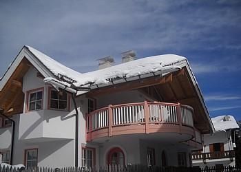 Wohnung - San Giovanni di Fassa - Vigo - Außenansicht Winter - Photo ID 2016