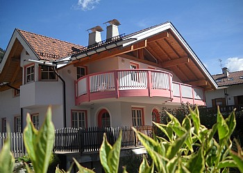 Ferienwohnungen Vigo di Fassa: Villetta Enrosadira - Azzurra s.n.c.