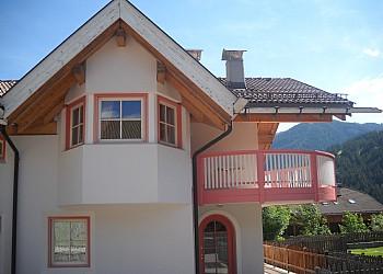 Wohnung - San Giovanni di Fassa - Vigo - Außenansicht Sommer - Photo ID 2021