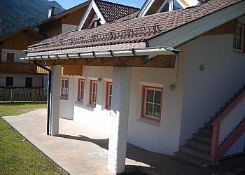 Wohnung - San Giovanni di Fassa - Vigo - Außenansicht Sommer - Photo ID 2022