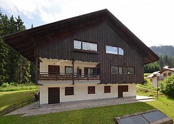 Apartment in Alba di Canazei - External - Photo ID 2066