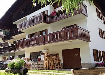 Appartamento a Moena - Estate - ID foto 2156