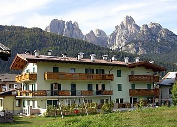 Appartamento a San Giovanni di Fassa - Pozza - Esterne - ID foto 2198