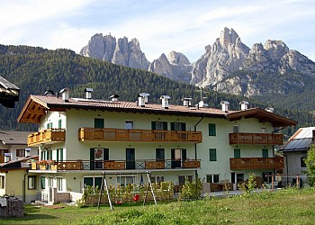 Apartment in San Giovanni di Fassa - Pozza - External - Photo ID 2198