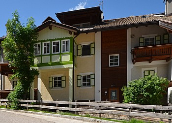 Appartamento a Campitello di Fassa - Esterne - ID foto 2206