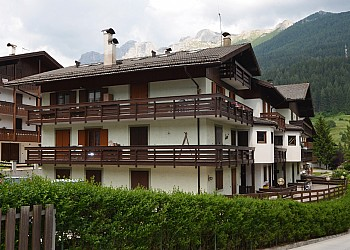 Apartments Moena: Maddalena Chiocchetti
