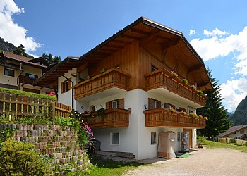 Wohnung - Campitello di Fassa - Außenansicht - Photo ID 2220