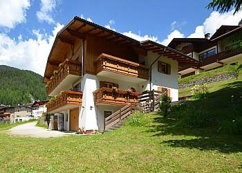 Wohnung - Campitello di Fassa - Außenansicht - Photo ID 2221
