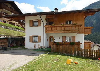 Wohnung - Campitello di Fassa - Außenansicht - Photo ID 2222