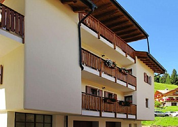Appartamento a San Giovanni di Fassa -  Muncion - Estate - ID foto 2250