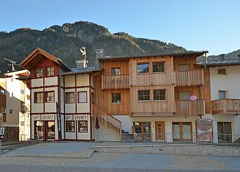 Apartments Campitello di Fassa: Appartamento Dolomites