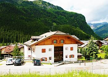 Apartmaju - Canazei - Zunanje poletje - Photo ID 2262