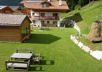 Appartamento a Canazei - Estate - ID foto 2271