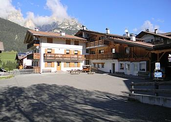 Apartment in San Giovanni di Fassa - Pozza - External - Photo ID 2283
