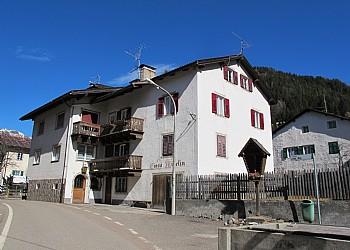 Wohnung - San Giovanni di Fassa - Pozza - Außenansicht - Photo ID 2306