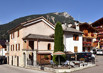 Appartamento a Moena - Estate - ID foto 2323