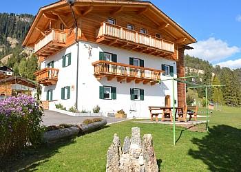 Appartamento a San Giovanni di Fassa - Vigo - Estate - ID foto 2347