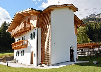 Appartamento a San Giovanni di Fassa - Vigo - Estate - ID foto 2348