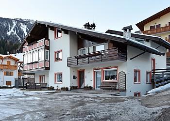 Wohnung - Moena - Außenansicht Winter - Photo ID 2385