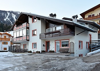 Apartment in Moena - Winter - Photo ID 2385