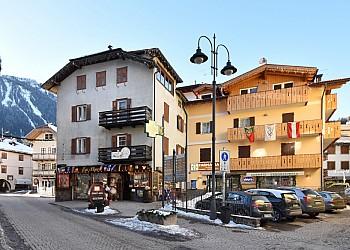 Apartments Moena: Iellici Letizia