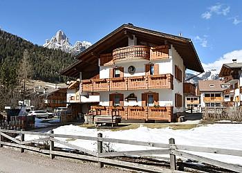 Apartment in San Giovanni di Fassa - Pozza - Winter - Photo ID 2408