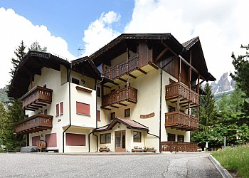 Appartamento a Campitello di Fassa - Esterne - ID foto 2433