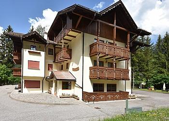 Appartamento a Campitello di Fassa - Esterne - ID foto 2434