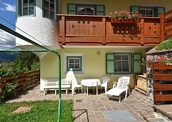 Appartamento a Campitello di Fassa - Esterne - ID foto 2439