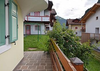 Appartamento a Campitello di Fassa - Esterne - ID foto 2440