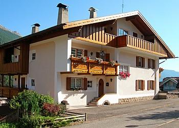 Wohnung - San Giovanni di Fassa - Vigo  - Außenansicht - Photo ID 2447