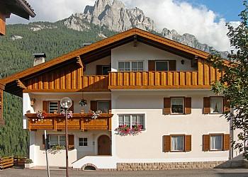Wohnung - San Giovanni di Fassa - Vigo  - Außenansicht - Photo ID 2448