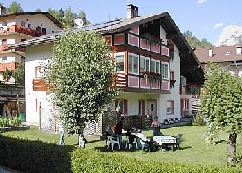 Apartment in Moena - Summer - Photo ID 2450