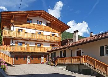Apartment in San Giovanni di Fassa - Pozza - Summer - Photo ID 2464