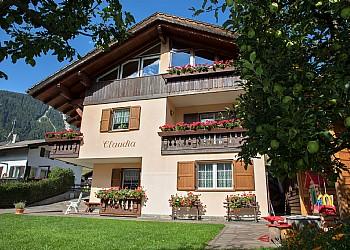 Apartment in Moena - Summer - Photo ID 2477
