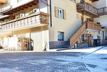 Appartamento a San Giovanni di Fassa - Vigo  - Inverno - ID foto 2522