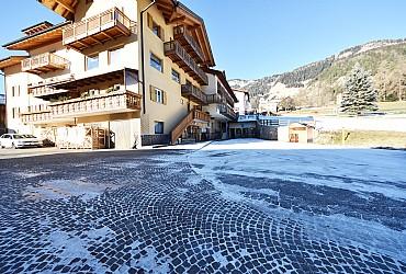 Appartamento a San Giovanni di Fassa - Vigo  - Inverno - ID foto 2523