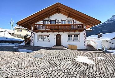 Appartamento a San Giovanni di Fassa - Vigo  - Inverno - ID foto 2533